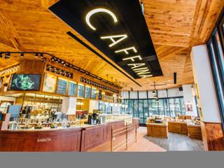 CAFFAINA 惠來店 根據 X2 CREATE乘雙設計制造所 古典風
