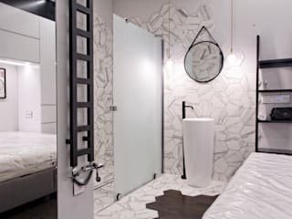 Modern style bathrooms by SUMA Architektów Modern