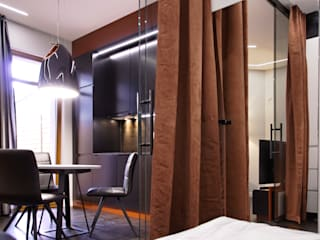 Modern style bedroom by SUMA Architektów Modern