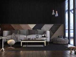 Innenvisualisierung:  Wohnzimmer von Archilize
