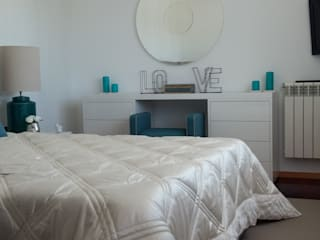 Modern style bedroom by ANA LEITE - INTERIOR DESIGN STUDIO Modern