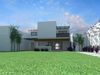 Propuesta jardín y terraza exterior de ACD arquitectos