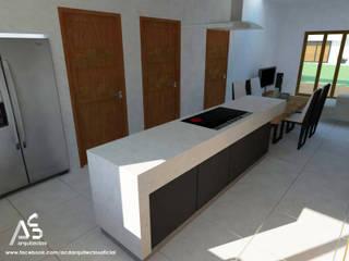 Remodelación Cocina :  de estilo  por ACD arquitectos