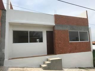 Casa Milagros: Casas unifamiliares de estilo  por Nodo Arquitectos