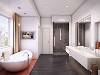 Interior renderings:   by 3d Render Production