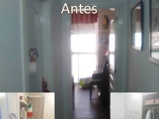 Dormitorio exótico con distintos ambientes Dormitorios de estilo tropical de CONSUELO TORRES Tropical