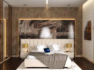 The Jasmine Residence من Belal Samman Architects حداثي