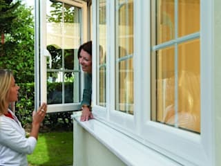 uPVC Windows de Oakley Green Conservatories