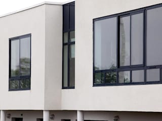 Aluminium Windows Oakley Green Conservatories