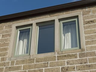 Casement Windows Oakley Green Conservatories