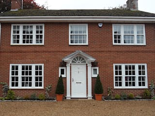 Sliding Sash Windows bởi Oakley Green Conservatories