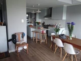 Cocinas de estilo  de Alex Jordaan Construction,