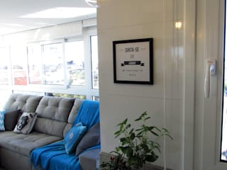 Salon industriel par COB Arquitetura e Design Industriel