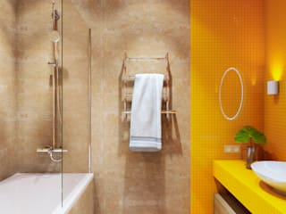 Ванная комната: Ванные комнаты в . Автор – Tim&Team