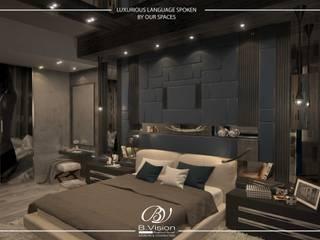 Bedroom Bvision Interiors Dormitorios de estilo moderno