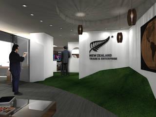 Nueva Zelanda de Arkalli Moderno