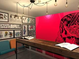 Tattoo Shop de Arkalli Moderno