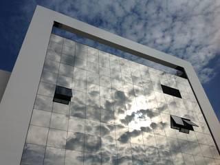 Centro de Farmacologia : Escritórios  por Fabiana Bez | Arquitetura Contemporânea