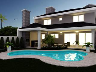 Projeto Classico por Karina Bettega Arquitetura Clássico
