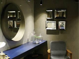 TRIDI arquitetura Salones de estilo industrial