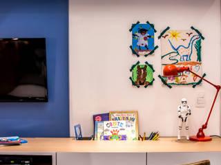 TRIDI arquitetura Dormitorios de niños