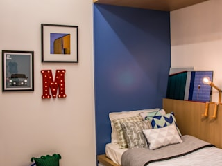 TRIDI arquitetura Boys Bedroom