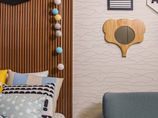 Baby room by TRIDI arquitetura,