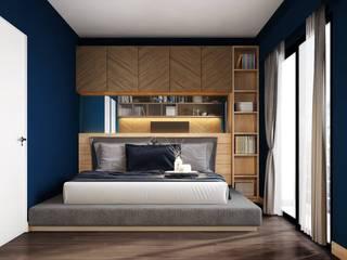 Residence Rama IX โดย Stushio Design