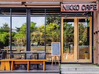 NIKKO CAFE:   by Stushio Design