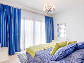Chambre originale par COCA INTERIORS Éclectique