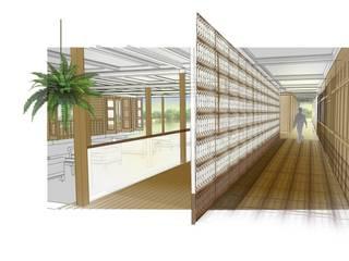 โครงการ บ้านพักตากอากาศ ริมแม่น้ำแม่กลอง ราชบุรี:   by Let's design