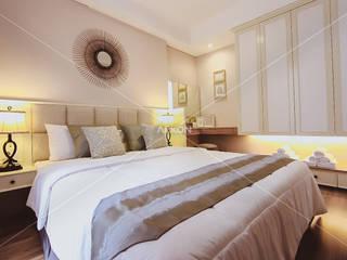 Apartment Landmark Residence, Bandung Oleh ARKON Klasik