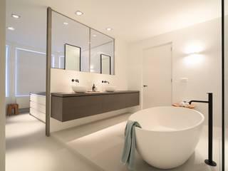 Foto: moderne Badkamer door Koen Timmer