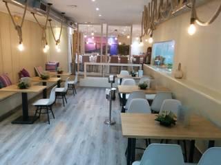 Restaurante arroceria Gastronomía de estilo moderno de Reformas El Mago Moderno