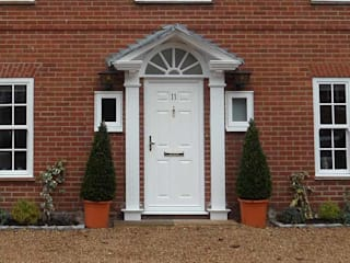 Entrance Doors Oakley Green Conservatories