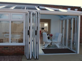 Bifoldiing Doors Oakley Green Conservatories