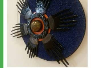 Ninho egótico por Ceramicas de Jorge Garcia Moderno