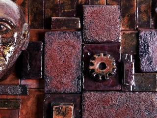 Fábrica/Factory por Ceramicas de Jorge Garcia Moderno