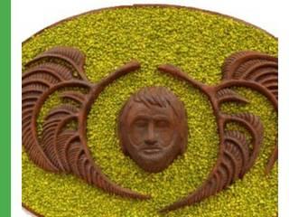Egótico por Ceramicas de Jorge Garcia Moderno