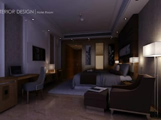 من Axis Architects for architecture and interior design حداثي