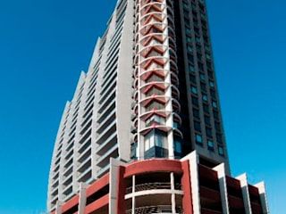 Case moderne di Elphick Proome Architects Moderno