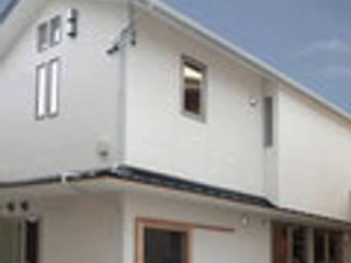 五條の家 建築工房 感 設計事務所 モダンな 家