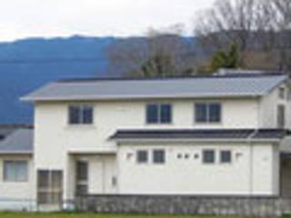 五條の家: 建築工房 感 設計事務所 が手掛けた家です。,