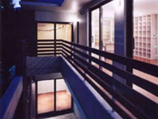 目白台の家 モダンな 家 の 一級建築士事務所 サイコ モダン