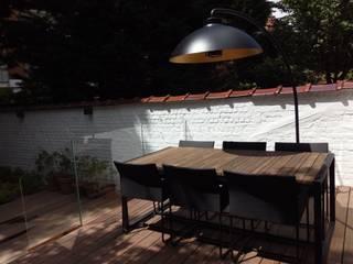 Urban Garden Designer Garden Fire pits & barbecues Glass