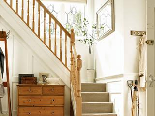 Oak Staircases de Wonkee Donkee Richard Burbidge Clásico