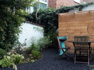 Urban Garden Designer Garden Greenhouses & pavilions Wood