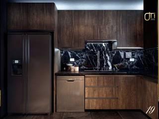 La Terra Residence Ori - Architects Moderne keukens