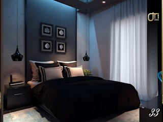La Terra Residence Ori - Architects Modern style bedroom