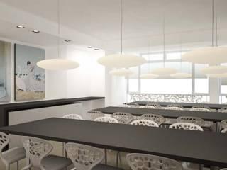 Esszimmer von A+10 architettura design, Modern